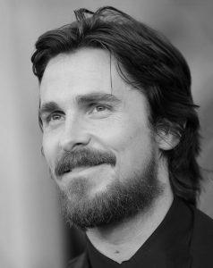 Barbe Rousse de Christian Bale