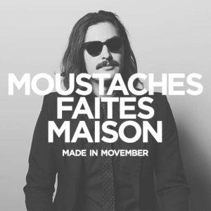 Movember France - Le mouvement des moustachus