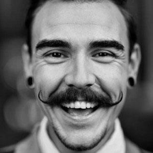 Movember France - Moustache originale