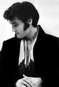 Rouflaquette Elvis Presley
