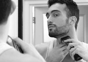 Coupe de barbe