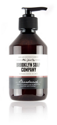 Shampoing barbe Brooklyn Soap
