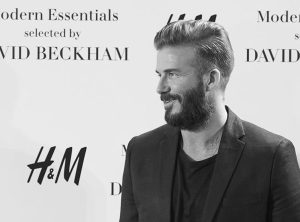 Barbe Hipster Beckham