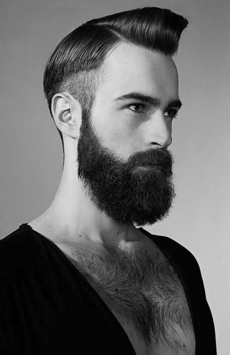 Avoir une Belle barbe facilement