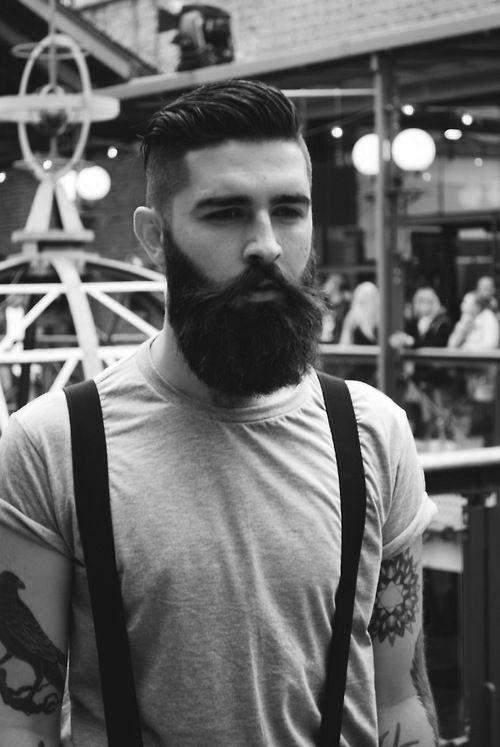 La solution pour avoir une belle barbe
