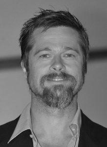 Bouc Barbe de Brad Pitt