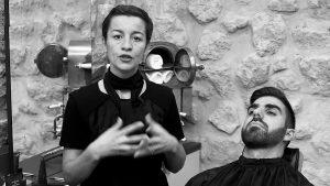 Une Barbe fournie avec la Barbiere de Paris