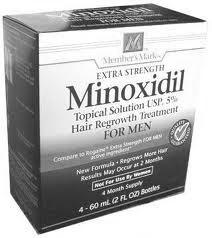 Minoxidil pour faire pousser la barbe