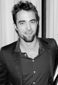 Bouc Barbe - Robert Pattinson