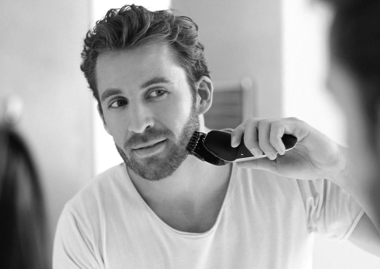 la barbe courte est un ind modable. Black Bedroom Furniture Sets. Home Design Ideas