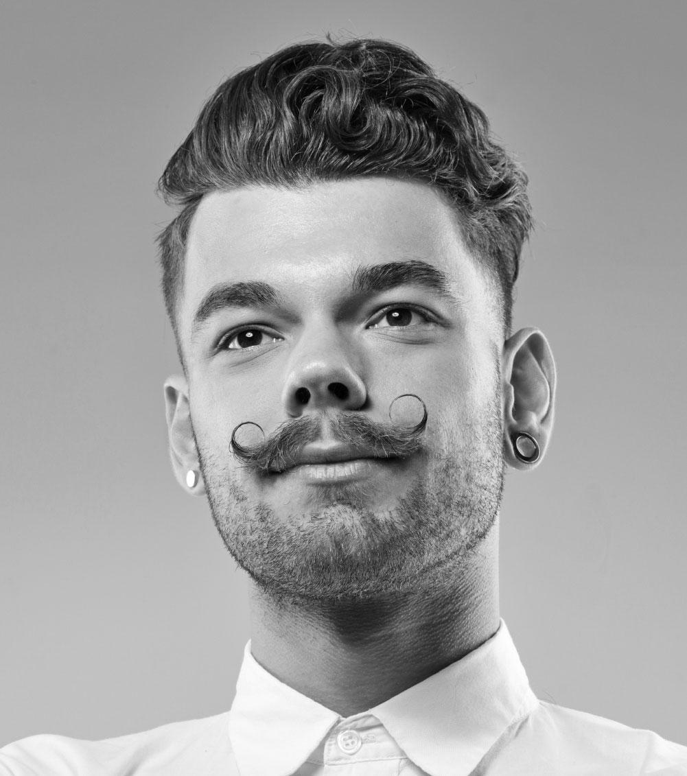 moustache en guidon le choix de l 39 originalit. Black Bedroom Furniture Sets. Home Design Ideas