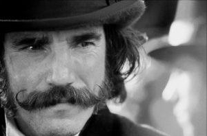 Moustache en guidon classique