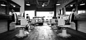 Barbier-salon