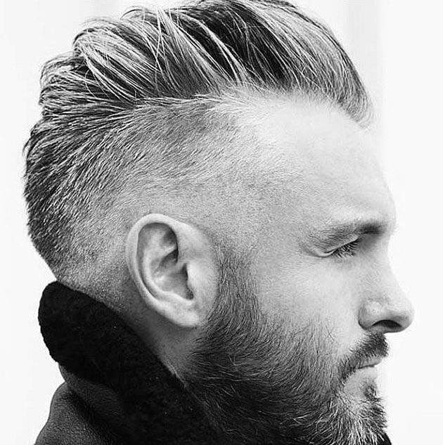 Couleur cheveux homme a la mode