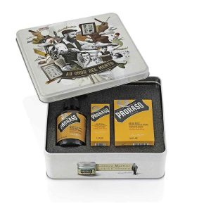 Coffret soin barbe Proraso Wood and Spice
