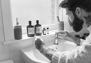 soin barbe