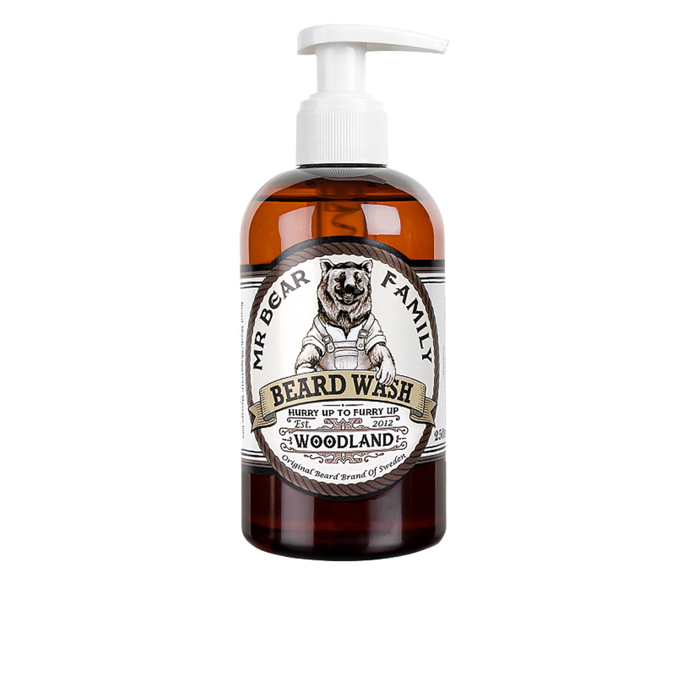 Shampoing-pour-barbe-Mr-Bear-Family-Woodland