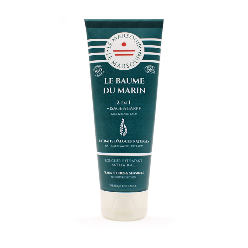 soin barbe le baume du marin