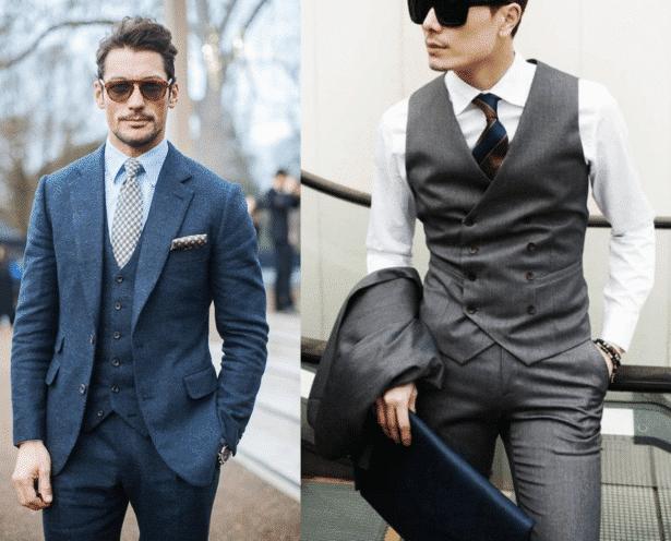 Comment porter un gilet de costume ?